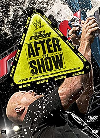 WWE: The Best of Raw: After the Show (Wwe Best Of Raw Dvd)