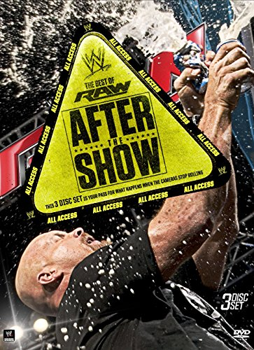 DVD : WWE: Best of Raw After the Show (DVD)