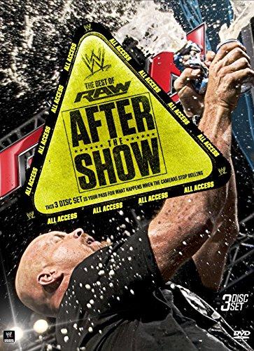 Wwe Raw Dvd - 7