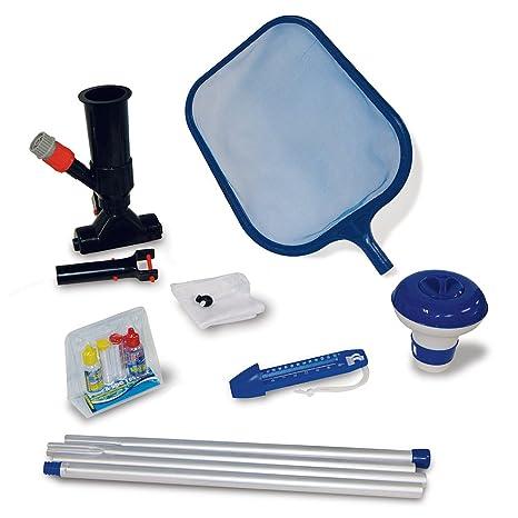 Amazoncom Poolmaster 32115 Small Above Ground Pool Kit Basic
