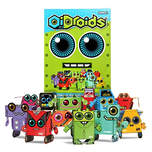 OiDroids Series 1 - Pack of 15
