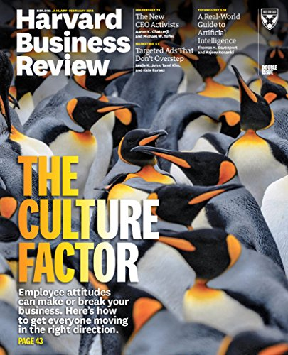 Magazines : Harvard Business Review