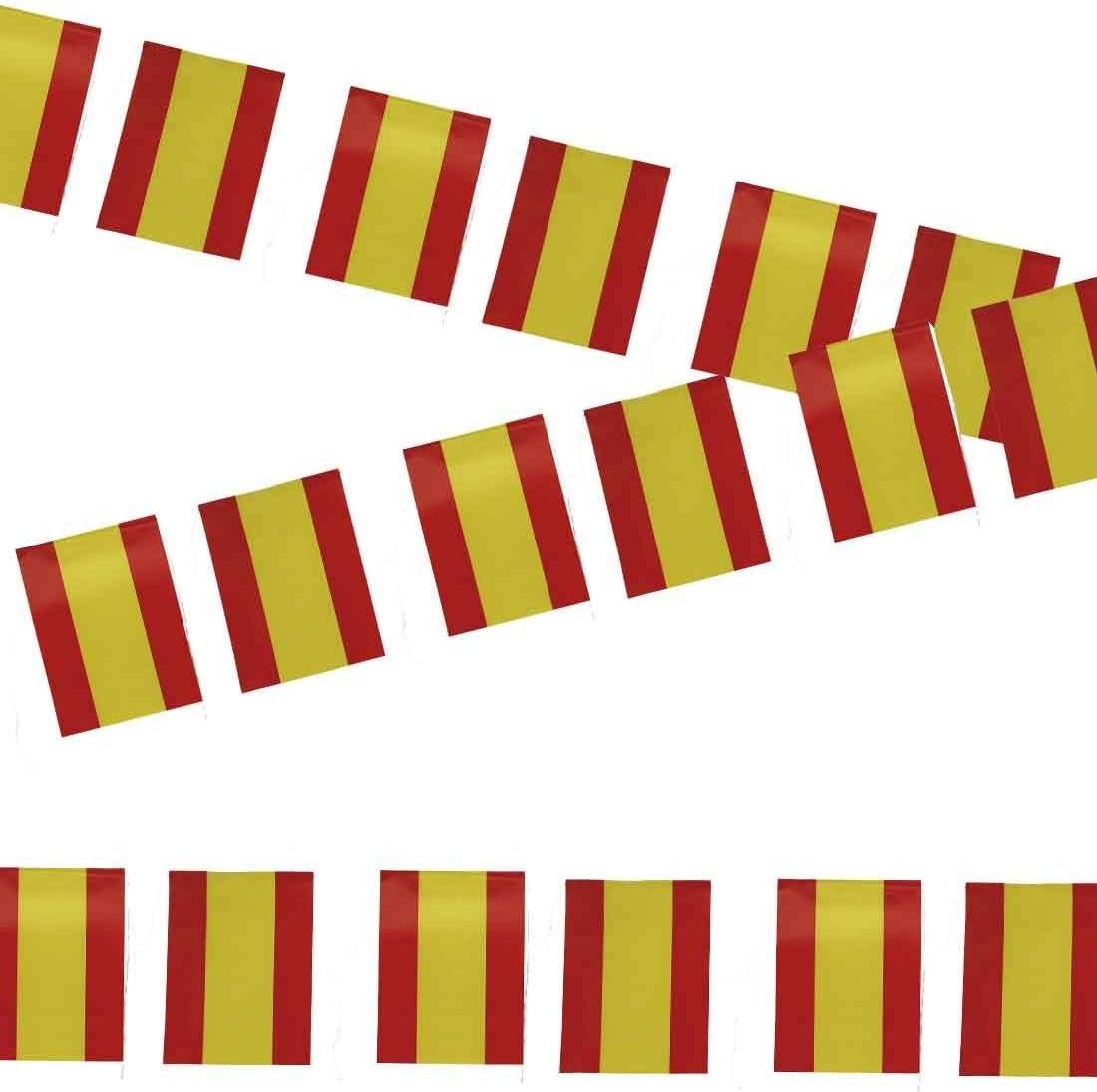 DISBACANAL Banderines de España: Amazon.es: Juguetes y juegos