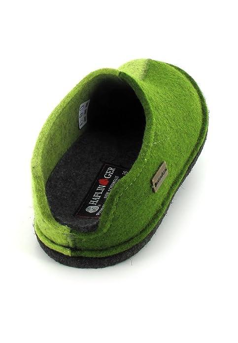 2c865cedabc4 Haflinger Flair Smily Duo Schuhe Damen Hausschuhe Slipper Zweifarbig   Amazon.de  Schuhe   Handtaschen