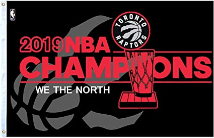 watch save up to 80% great look Toronto Raptors Flag, NBA Championship Flag - 2019 Champions 3'x5' We The  North Flag, Champs Banner