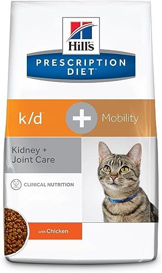 Hills HPD Feline K/D Plus Mobility 5Kg 5000 g: Amazon.es: Productos para mascotas
