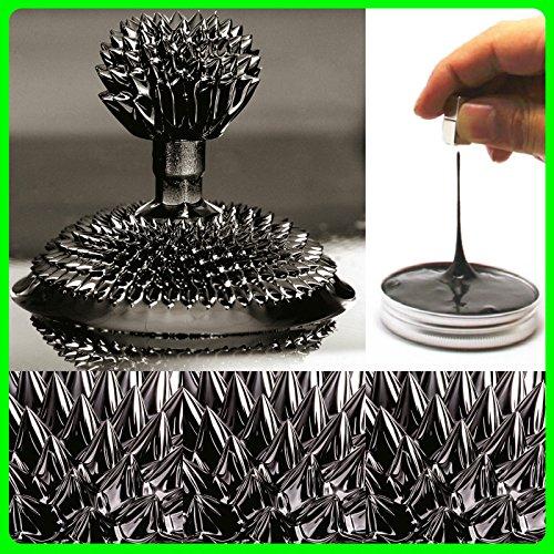 Price comparison product image 50g Magnetic PUTTY Mud / Plasticine / Ferrofluid / Dense Ferro Fluid + Magnet , Magnetic PUTTY Mud