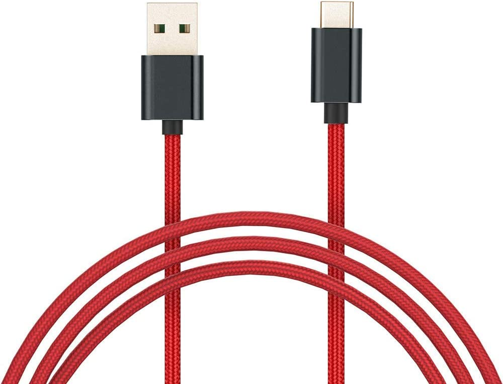 Xiaomi MI Type-C Braided Cable Red
