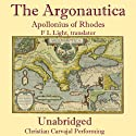 The Argonautica of Apollonius: Jason and the Argonauts Audiobook by  Apollonius,  F L Light Narrated by Christian Carvajal