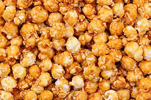 CrazyOutlet Pack - Gourmet Caramel Popcorn, Caramel Corn, Bulk Pack, 4 lbs