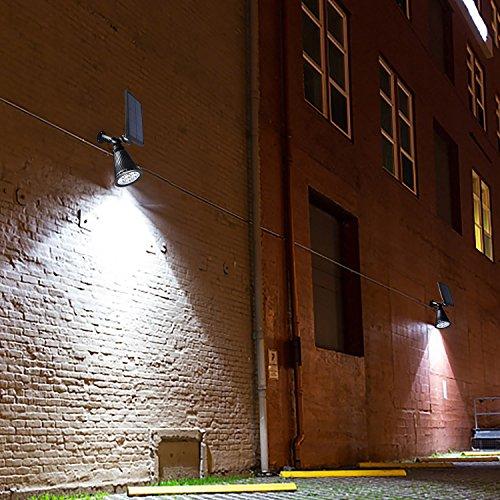 Balight solar garden lights upgraded 7 led solar spotlights balight solar garden lights upgraded 7 led solar spotlights waterproof outdoor landscape security night lights dusk aloadofball Choice Image