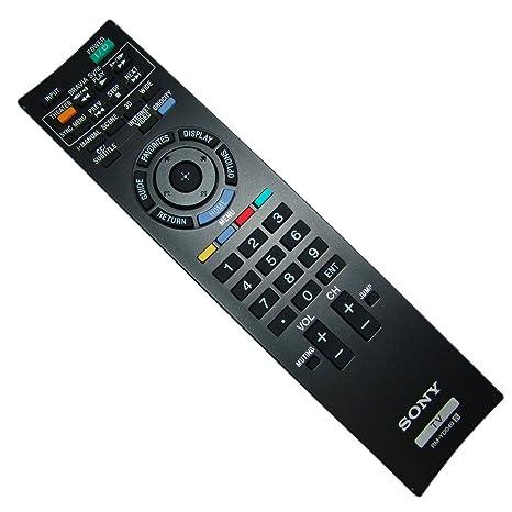 amazon com factory new sony kdl 55hx800 remote control replacement rh amazon com sony kdl-55hx800 manual pdf Samsung Remote Control Manual