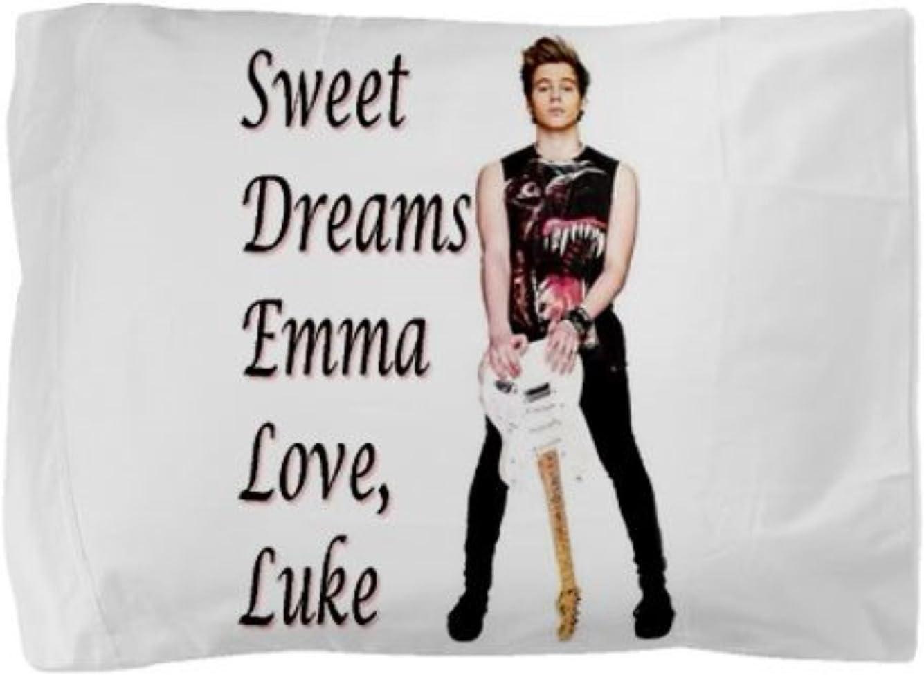 Gift Luke Hemmings Cushion Pillow Cover Case