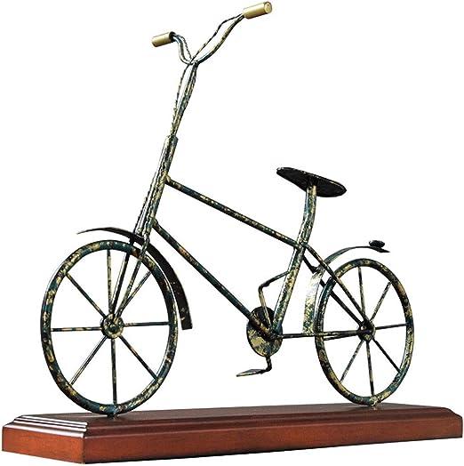 FRF Manualidades- Vendimia Hierro Forjado Adornos de Bicicleta ...