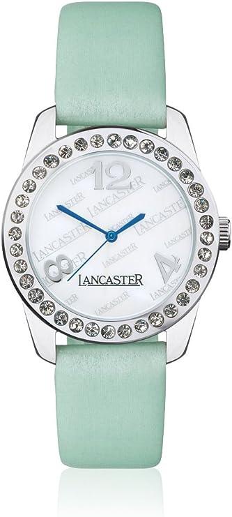 Reloj Lancaster Italy - Mujer OLA0477BN/VR: Amazon.es: Relojes