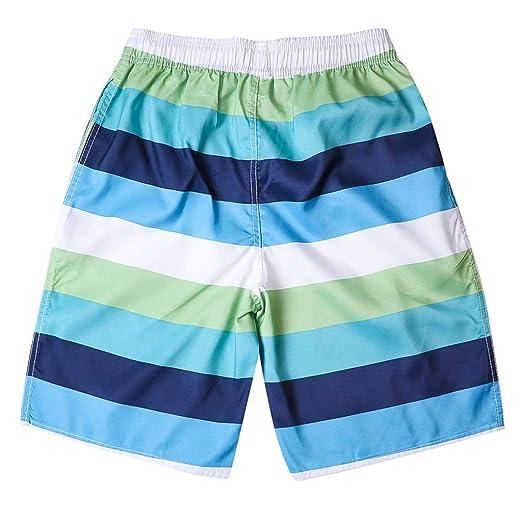 1548cbee65 Amazon.com: NUWFOR Men's Shorts Swim Trunks Quick Dry Beach Surfing Running  Swimming Watershort: Sports & Outdoors