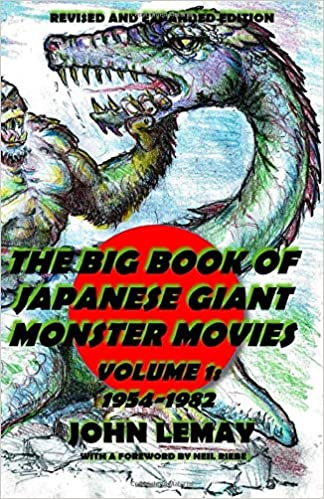 Buy The Big Book of Japanese Giant Monster Movies Vol  1