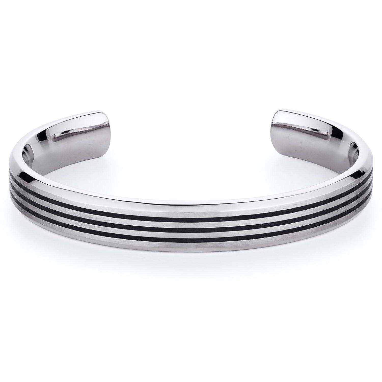Mens Bracelet 1 Broad Metal Bands