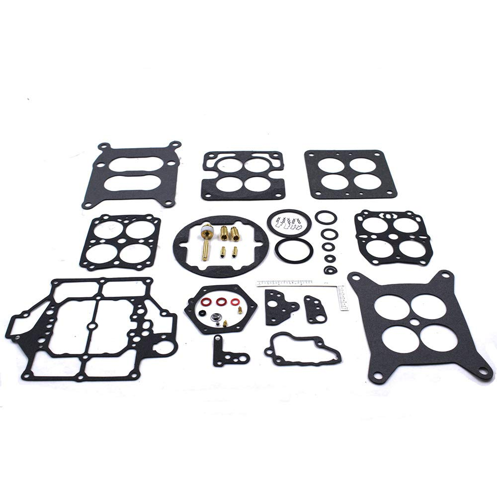 DEF Carburetor Rebuild Kit for Carter WCFB 4 Barrel