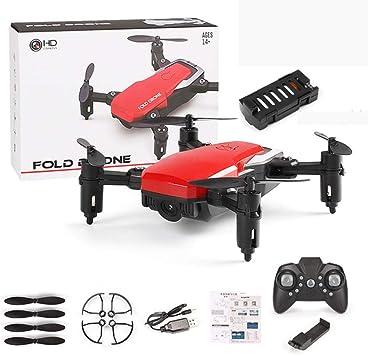 KAIFH Drone 2.0MP-720P HD Cámara Plegable HD Antena Avión No ...