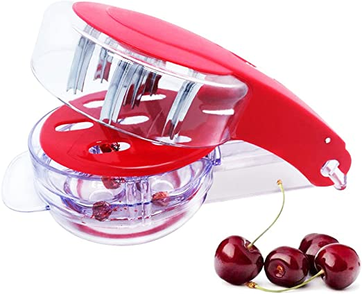 Pitter Stone Seed Remover Cherry Olive Pits Tool Kitchen Corer Fruit Core Stoner