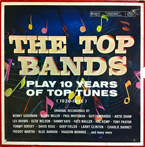 The Top Bands: Play 10 Years of Top Tunes (1936-1945) Box Set