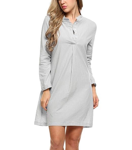 Amazon.com: goldenfox para mujer comodidad Set de pijama ...