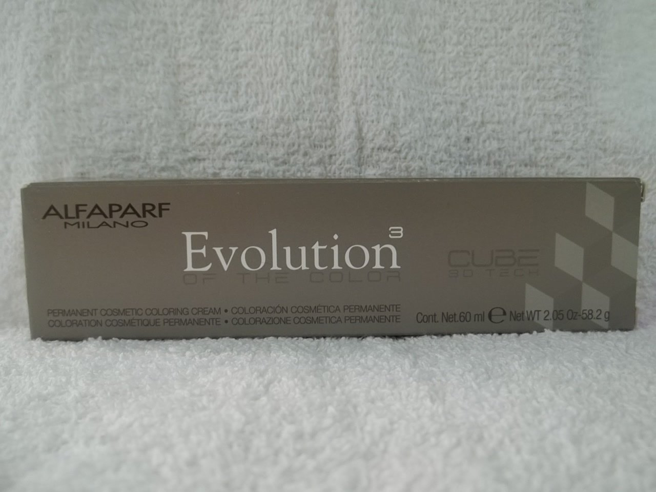Alfaparf Chemical Hair Dyes Evolution Of The Color 445 Medium