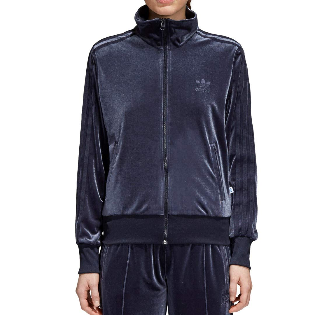 adidas Originals Women's Originals Firebird Tracktop, Legend Ink, XS