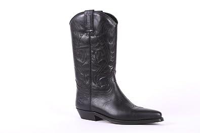 new style b6b5c 5fbbf Bill Montana Damen Stiefel Boots Westernstiefel ...