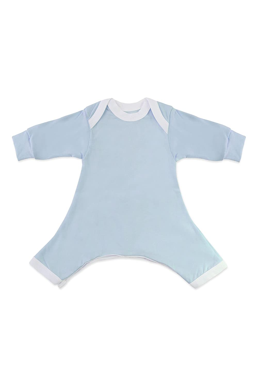 Hip Pose Pavlik Pelele manga larga varios tama/ños y colores desde el nacimiento hasta 12/meses rosa rosa Talla:0-3 Meses