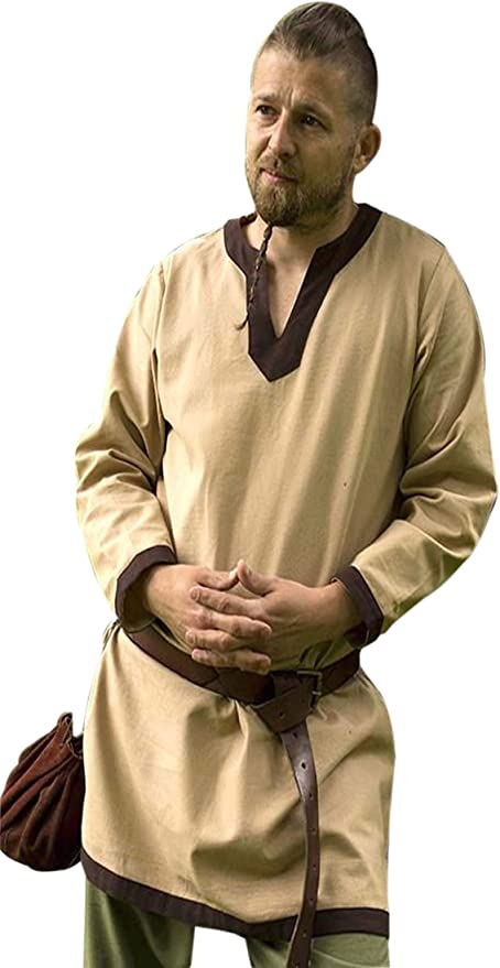 Sunlexa Disfraz básico de Camello de Renacimiento de Caballero ...