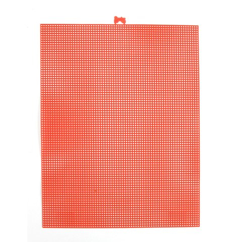 Better Crafts PLASTIC CANVAS CORAL 7MESH 10.5X13.5 (12 pack) (033900-410) by Better crafts