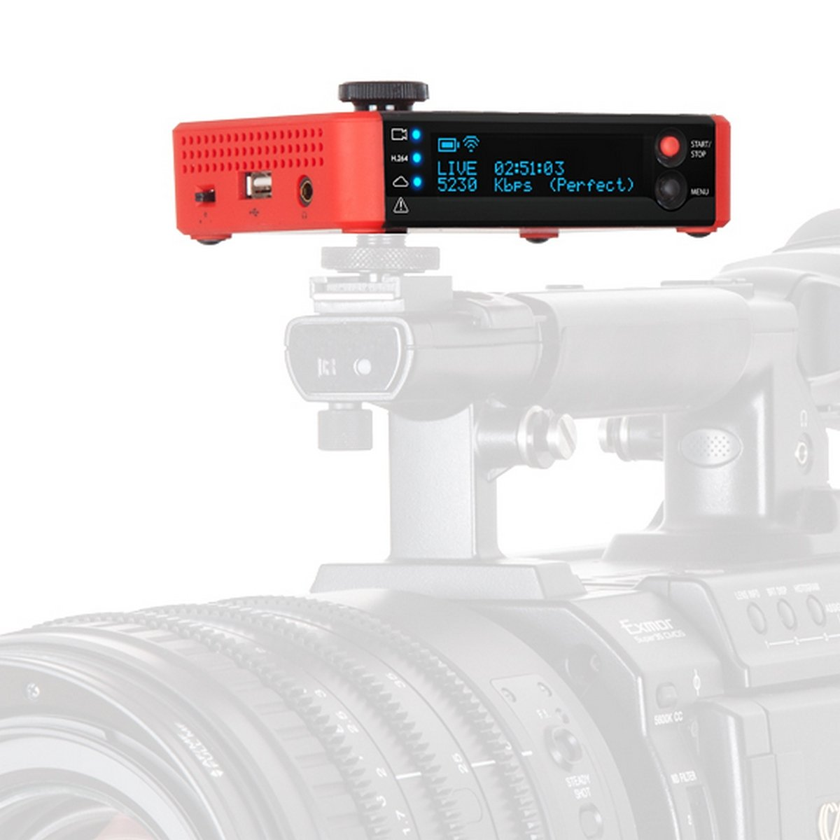 Livestream Broadcaster Pro | 1080p 5Mbps Encoder Stream Live by Livestream