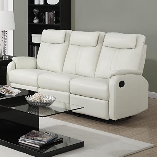 Admirable Monarch Specialties Reclining Bonded Leather Best Product Pdpeps Interior Chair Design Pdpepsorg