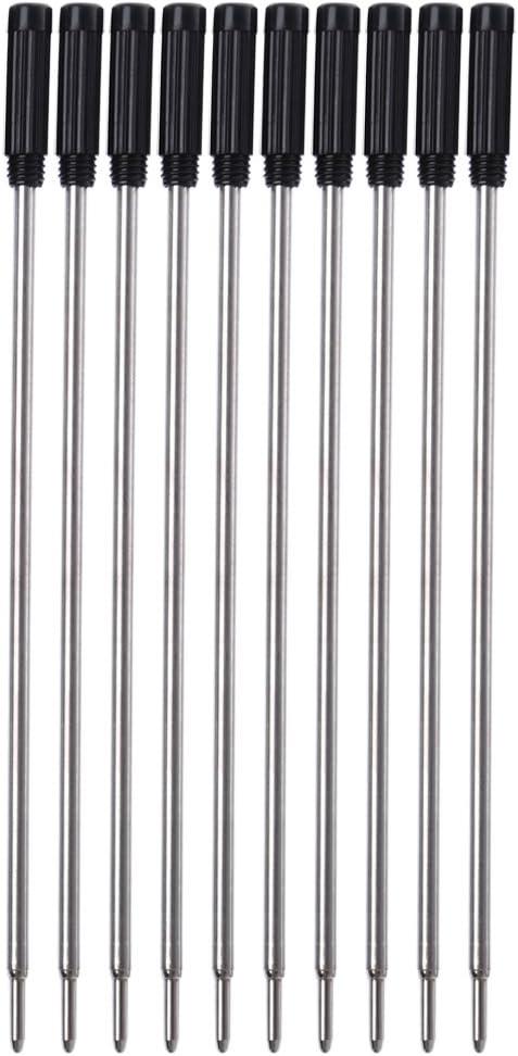 Lot Crystal Pen Refills Length 11.6cm Office /& School Supplies Pens MEIYIN 10Pc