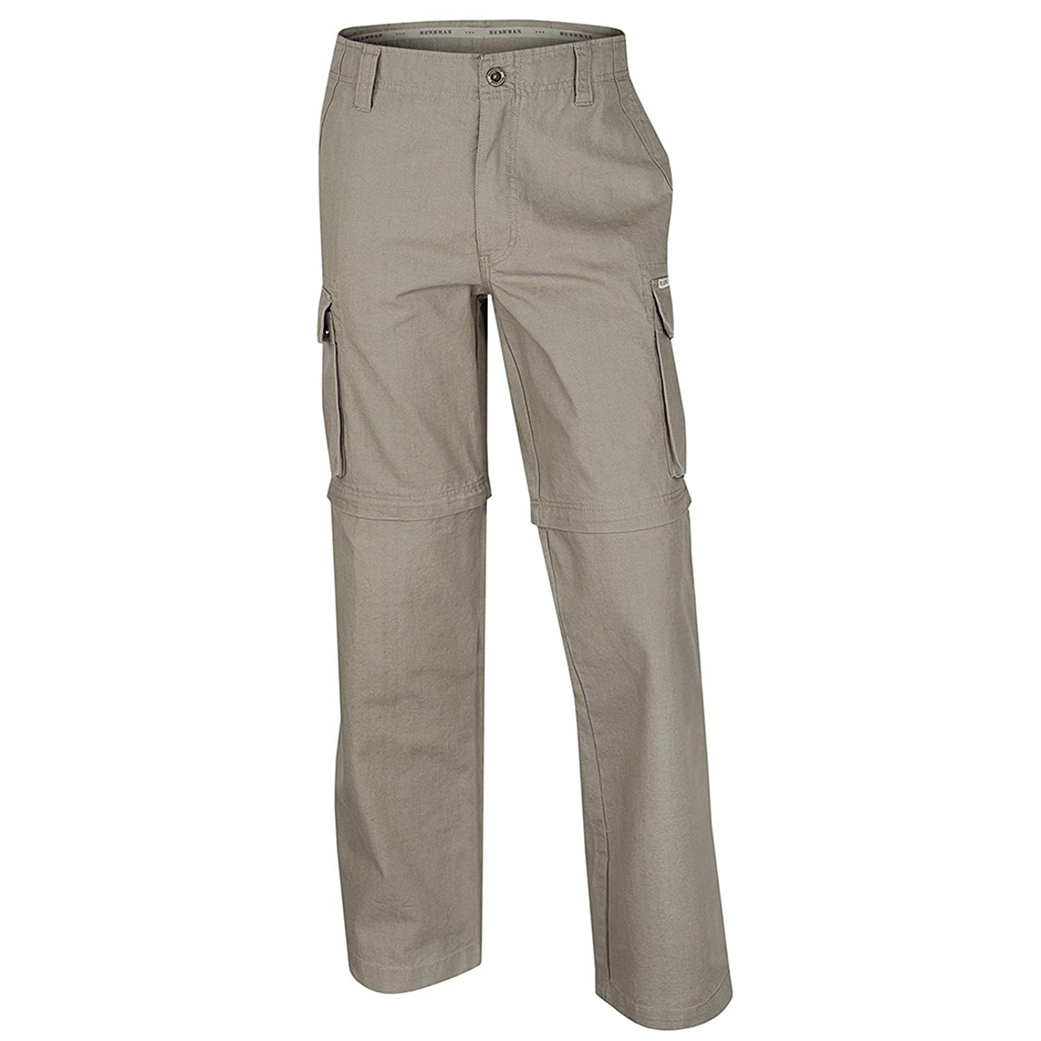 BUSHMAN 2in1 Men's Trousers HOOK (Shorts and Trousers in one)