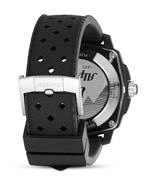Alpina Watch AL-282LBB4V6 Negro Reloj Inteligente: Amazon.es: Electrónica