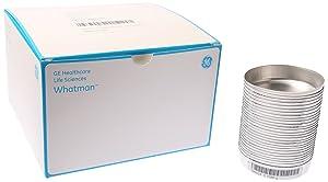 GE Whatman 9907-055 Grade 934-AH RTU Borosilicate Glass Microfiber Filter, 55mm Diameter (Pack of 100)