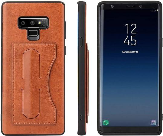 JINRU Estuche Samsung Galaxy Note 9+, Estuche para Teléfono Móvil Todo Incluido, Antideslizante, Soporte + Estuche para Teléfono Móvil + Paquete De Tarjeta, 3 En 1,S9: Amazon.es: Hogar