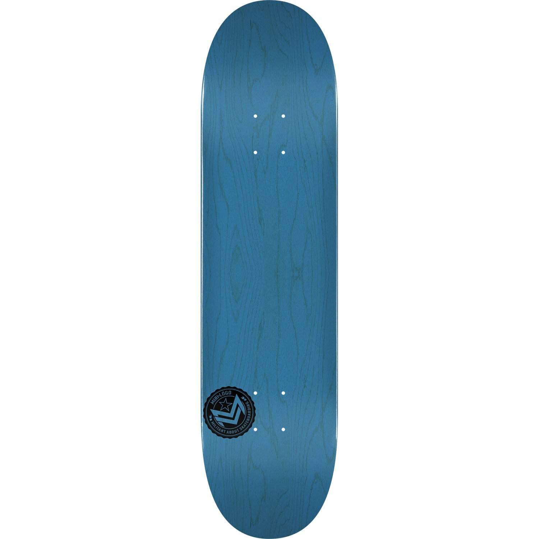 mini-logoデッキ181 /k-15 – 8.5 Chevronスタンプブルー – Assembled as complete skateboard   B07CPP3W2J, 高岡市 6ee3d99f