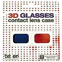 3D Glasses Contact Lens Case