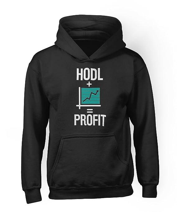 Comprar sudadera Hodl Equals Profit