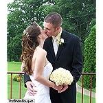 yellow-silk-rose-hand-tie-24-roses-bridal-wedding-bouquet