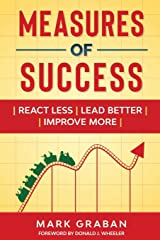 Measures of Success: React Less, Lead Better, Improve More Paperback