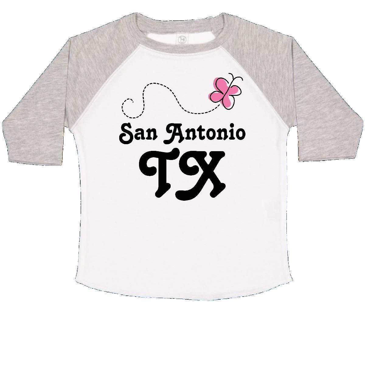 inktastic San Antonio Texas Gift Toddler T-Shirt