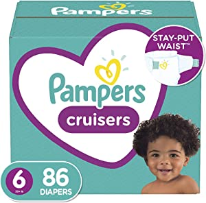 Diapers - Size 6 - Disposable - Baby - Registry