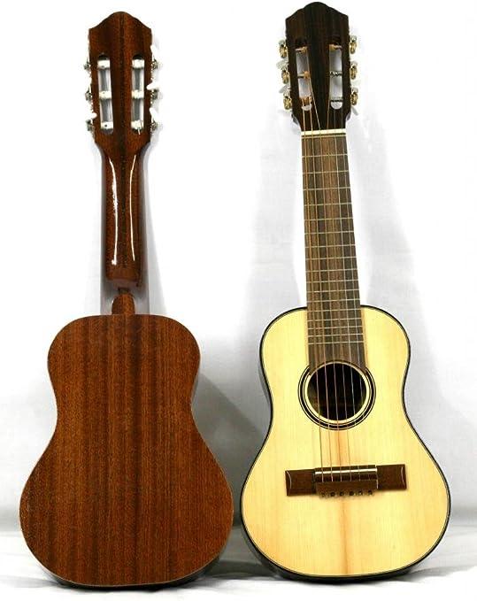 Musikalia pequeña Octave guitarra acústica, de instrumento de ...