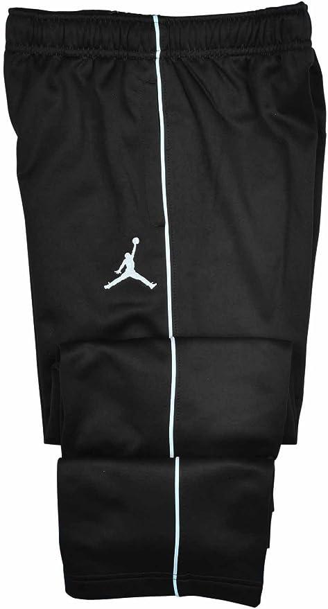 Jordan Nike Big Boys Jumpman Therma-fit Athletic Track Pants ...