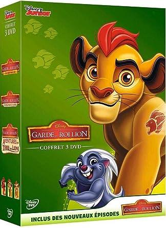 La Garde Du Roi Lion Coffret 3 Dvd Italia Amazones